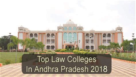 Top 10 Universities In Andhra Pradesh For Mba by Top Colleges In Andhra Pradesh 2018 List Rating