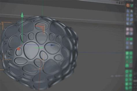 triangle pattern cinema 4d watch how to create animated organic voronoi patterns in
