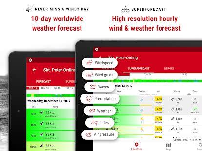 windfinder mobile windfinder pro weather wind forecast app report on