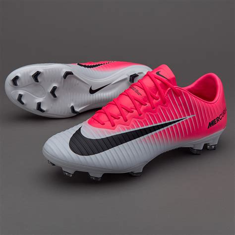 Sepatu Bola sepatu bola nike original mercurial vapor xi fg race pink