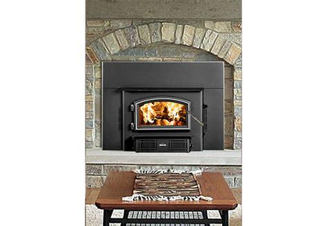 quadra 2700 wood burning insert