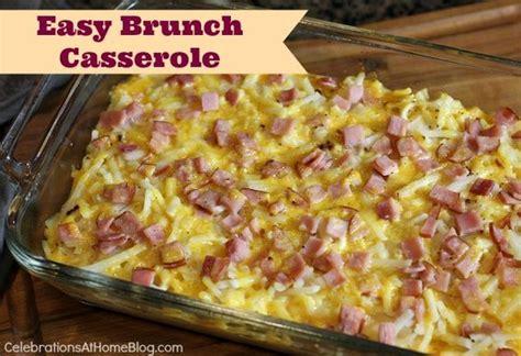 easy breakfast casserole recipes breakfast casserole and casseroles on pinterest
