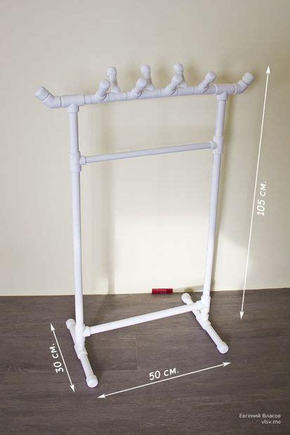 Stand Rak Besi Gantungan Baju Serbaguna Shelves Hangers Rack T1310 1 pvc rack for clothes clothing clothes and pvc projects