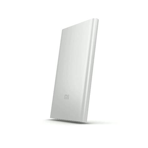Power Bank Mi 5000mah xiaomi mi power bank 5 000 mah
