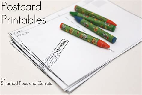 make your own post cards make your own postcards free printable smashed peas