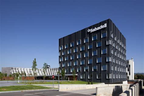banco sabadell sede central nueva sede banco sabadell construible