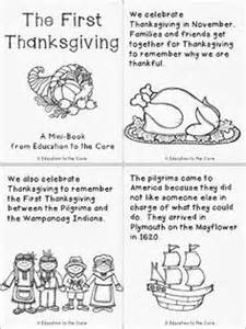 online thanksgiving stories for kids 6 best images of thanksgiving story printable first