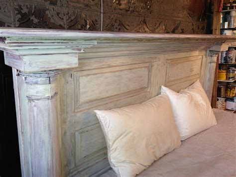 artistic headboards h4 artistic headboard made from antique architectural pieces