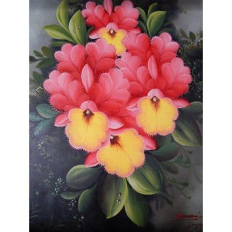 Dekorasi Dinding Lukisan Bunga Minimalis Merah 1000 ide tentang dekorasi kain jala di