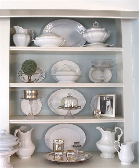 decorating shelves ideas for decorating shelves vintage american home