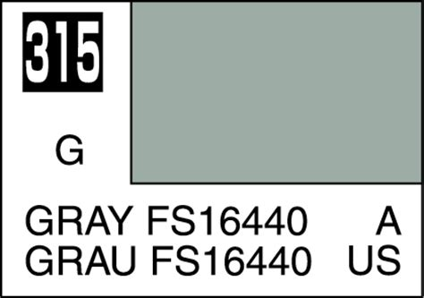 Mr Color Gray Fs16440 C315 mr color paint gray fs16440 10ml c315 gsi c 315