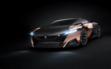 peugeot cars 2012 peugeot onyx concept car 2012 wallpaper hd car wallpapers