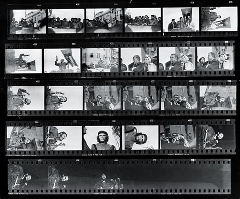 sle contact sheet photo che guevara mort il y a 50 ans comment sa photo a