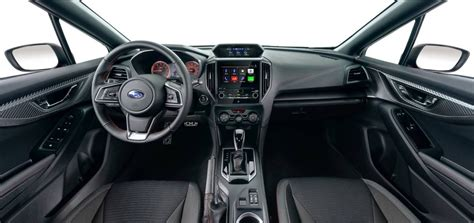 subaru interior 2017 2017 subaru impreza unveiled debuts all new global