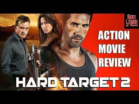 film action rating tinggi hard target 2 2016 scott adkins action movie review
