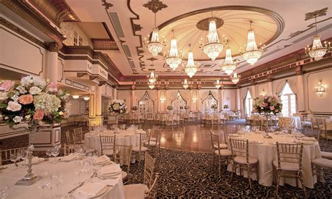 wedding ballrooms in new jersey 2 plaza wedding and event venue in nj plaza groupcrystal plaza