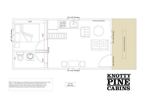 12x24 floor plans floor plans alberta cabin packages