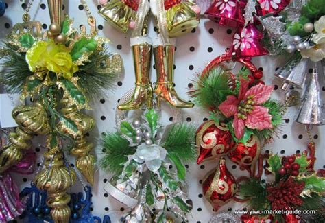 christmas decorations wholesale china yiwu 4