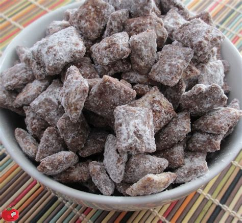 chex mix recipes puppy chow puppy chow chex mix recipe