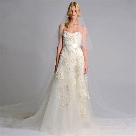 Fashion Wedding Dress by Bridal Fashion Week Wedding Dress Trends Fall 2014
