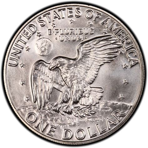1974 eisenhower dollar values and prices past sales