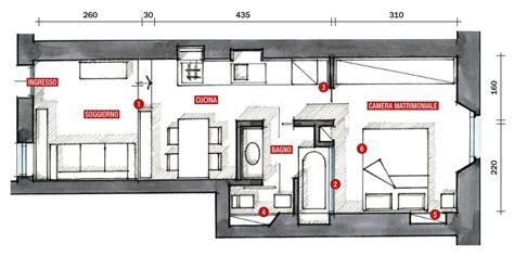 piantine casa una casa di 35 mq sfruttati al massimo cose di casa