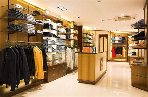 fashion design home business 服装商店内部图片 土巴兔装修效果图