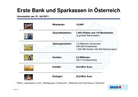 erste bank überweisung erste bank und ihre entwicklung
