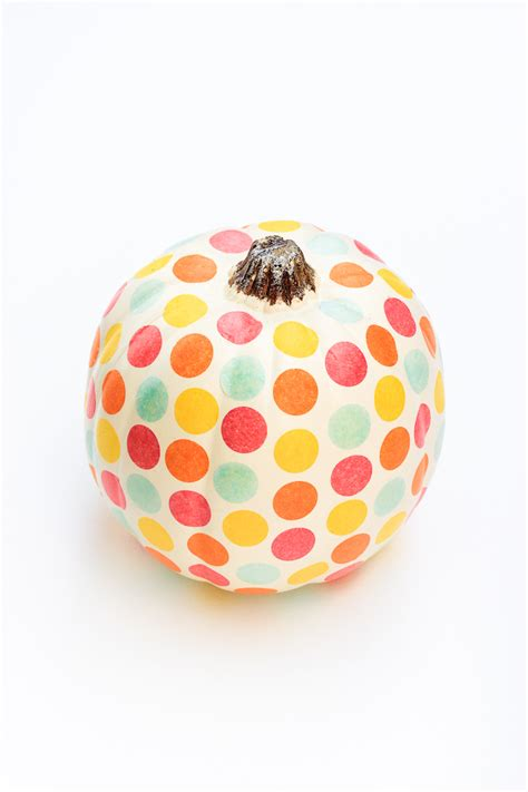 45 pumpkin decorating projects a life of simple joy diy confetti pumpkin the crafted life