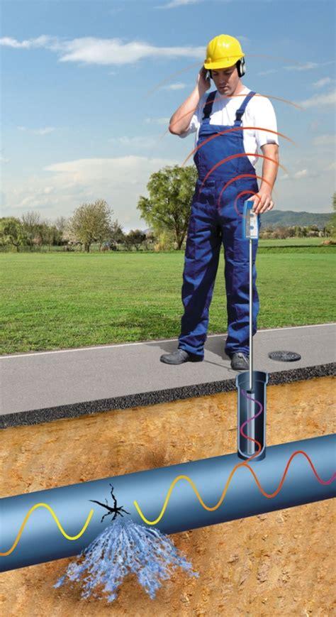 Plumbing Leak Detection Tools by Water Leak Detector Denver Water Line Leak Detection