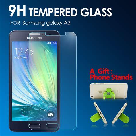 Antigores Tempered Glass Samsung A3 ᐂtempered glass screen protector protector for samsung galaxy a3 a3000 a3000 glass tempered