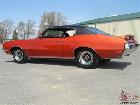 1972 gs buick 1972 buick gs 455 base 7 5l