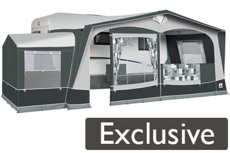 exclusive awnings dorema exclusive 250 on road rv
