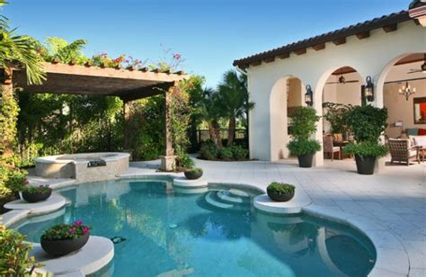 interior design exquisite outdoor pool house connecting to shaded to perfection elegant pergola designs for the