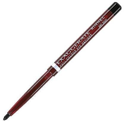 Pensil Alis Rimmel 15 merk eyeliner pensil yang wajib wanita ketahui