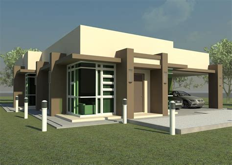 home design 9358 exciting one storey house plans in the philippines 50 with