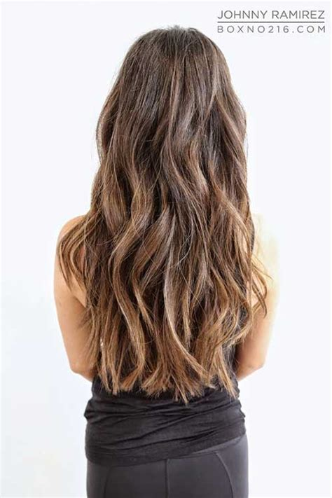 Stylish Long Hair with Blunt Style Cuts   Long Hairstyles 2016   2017