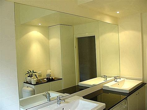 Bathroom Mirror Installation Mirror Repair Replacement Decorative Mirrored Glass Bevelled Bathroom Kitchen Large Mirror