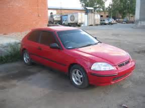 1996 honda civic pictures 1300cc gasoline ff