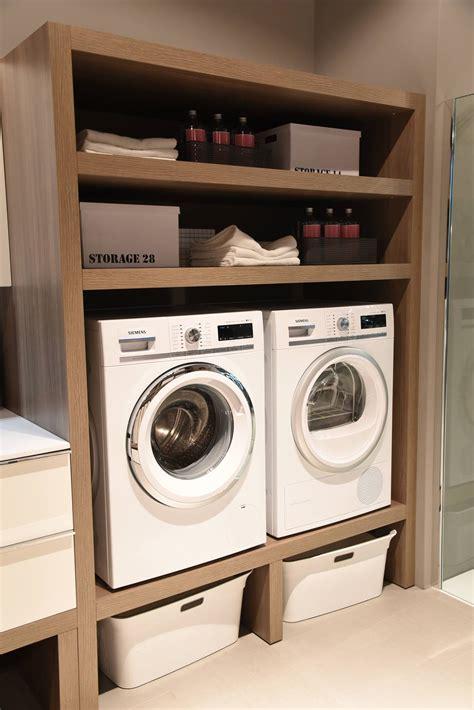come arredare la lavanderia ottimizzare gli spazi come arredare un bagno lavanderia