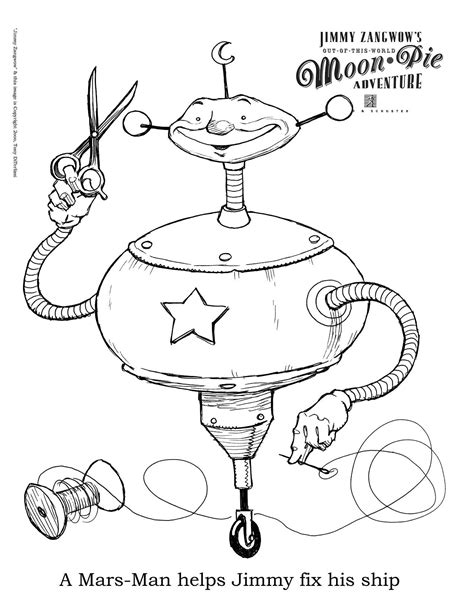 moon pie coloring page how to draw moon pie