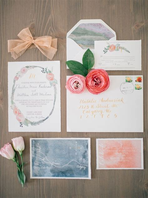 wedding stationery companies uk 29 canadian wedding stationery companies you need to about weddingbells