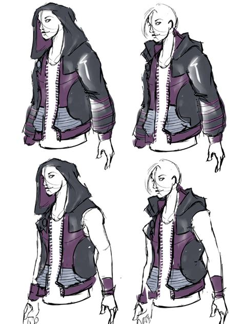 fashion illustration hoodie hawkeye hoodie sketch by astrobullet on deviantart