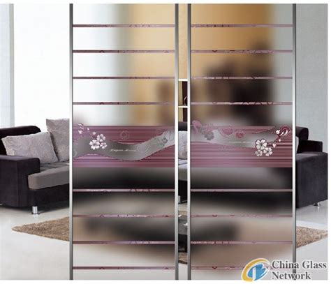 home colorful decorative glass partition wall global sources sliding door glass home decorative glass partition glass
