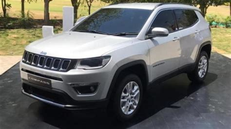 Where Are Jeep Compass Made Made In India Fiat Chrysler S Jeep Compass Unveiled