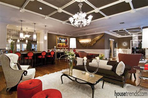 living rooms for entertaining family room design centers around entertaining