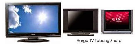 Harga Tv Merk Sharp 14 Inch harga tv tabung sharp