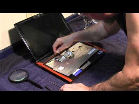 Perbaiki Keyboard Laptop Asus cara mengganti sendiri lcd laptop netbook asus doovi