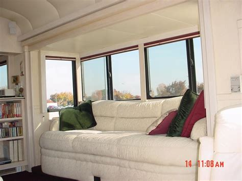 Motorhome Air Awnings Silver Eagle Bus Sales Motor Home Bus Conversion Sales