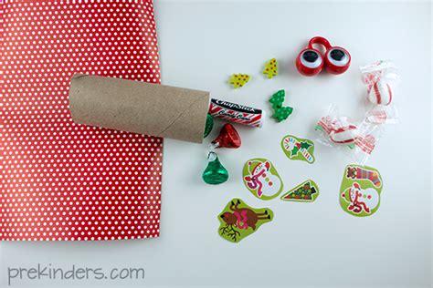 how to make english christmas crackers prekinders